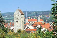 problem erektion Münnerstadt(Bavaria)